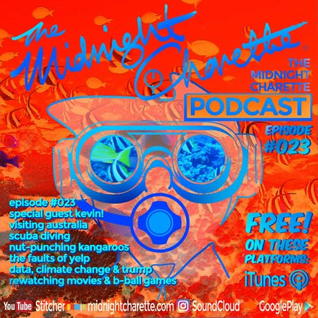 Episode 23 available on iTunes!