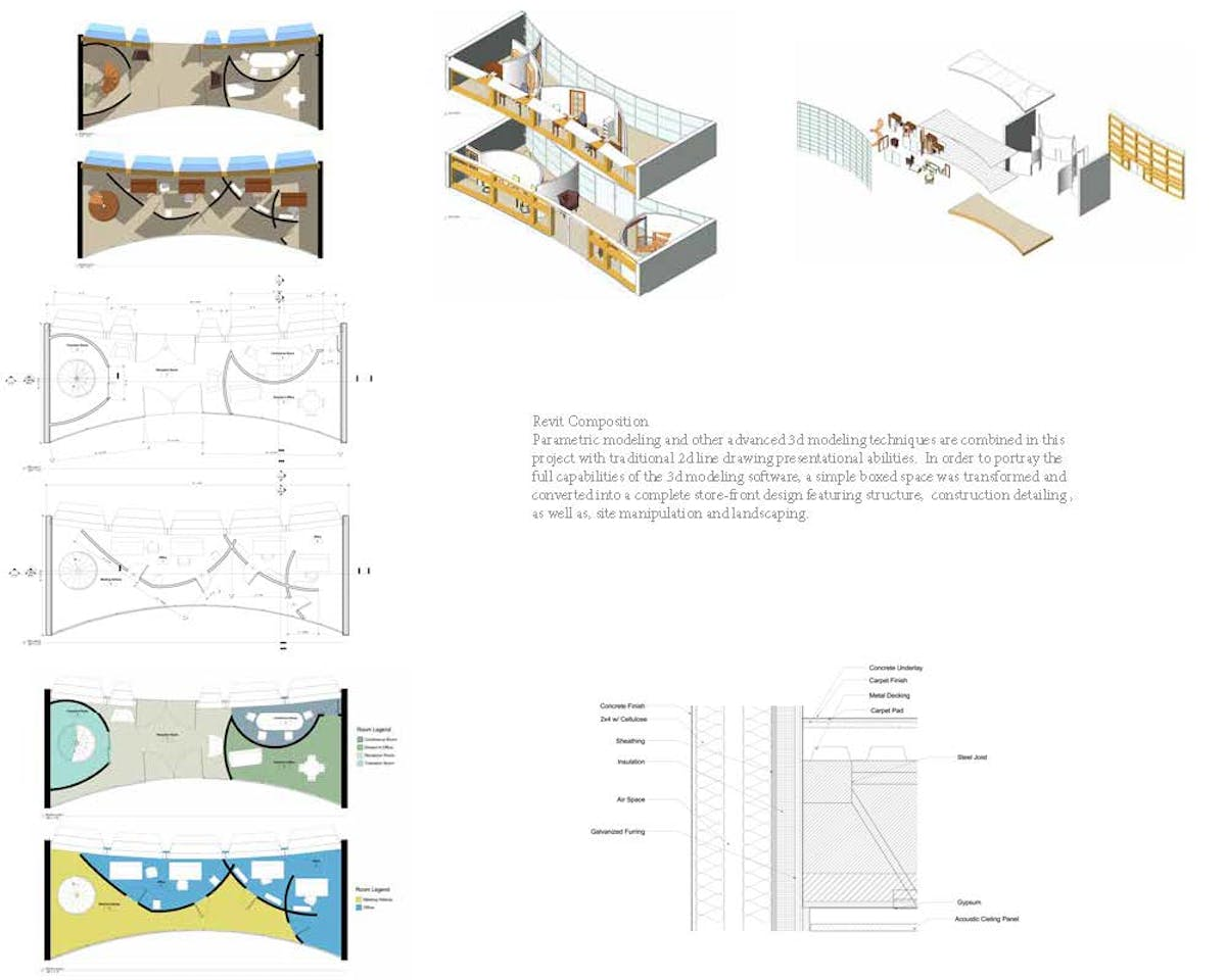 Box Model : Revit Transformation | Josshuae Matias | Archinect