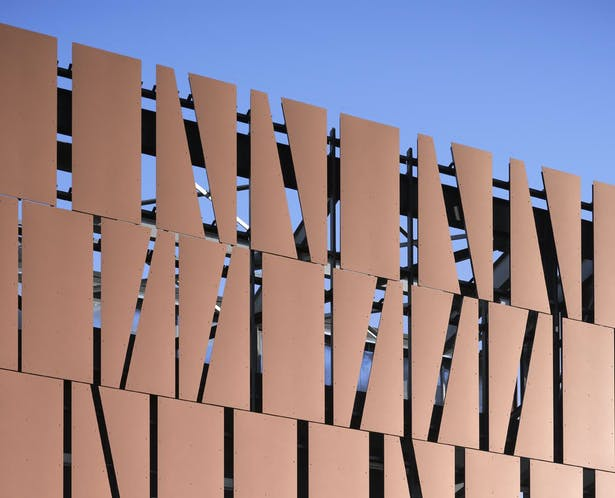 SwissPearl Concrete Panel Cladding