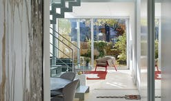 Twelve Tacoma by Aleph-Bau is your typical row house with a secret only seen from above