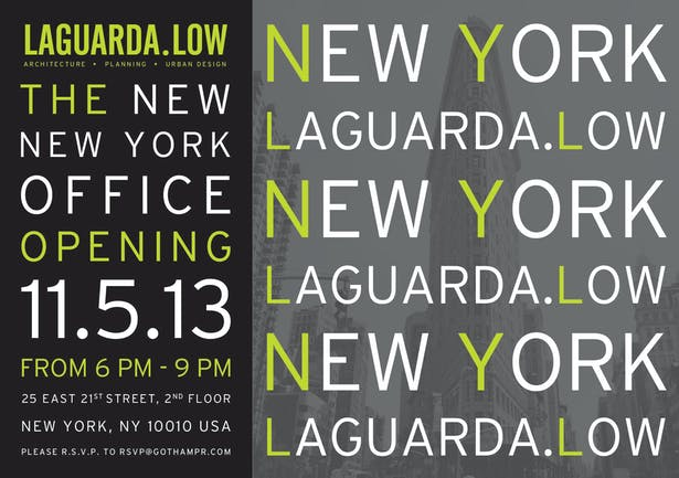 Laguarda.Low Architects NYC