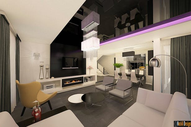 Design interior of a modern flat | Nobili Design