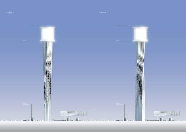 Elevation, Concept B (Image: RAFAA)