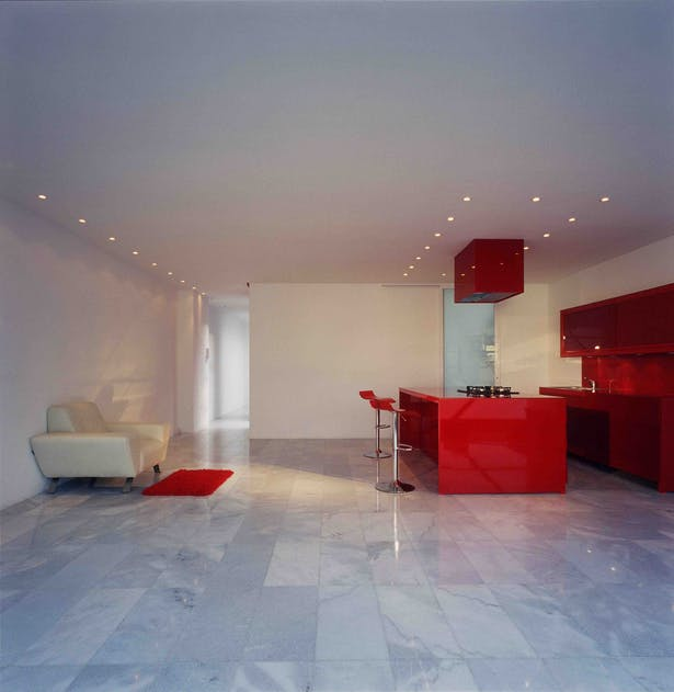 Living room apartment #3