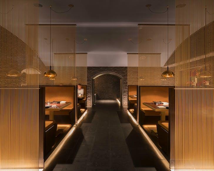 Lebua Hotels & Resorts Breeze restaurant