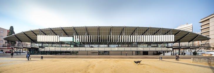 Dog track 'Canódromo Meridiana', Barcelona by Antonio Bonet Castellana