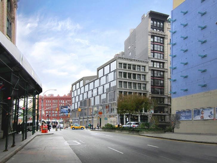 606 Broadway. Image via S9 Architecture