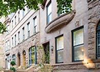 Upper West Side Brownstone