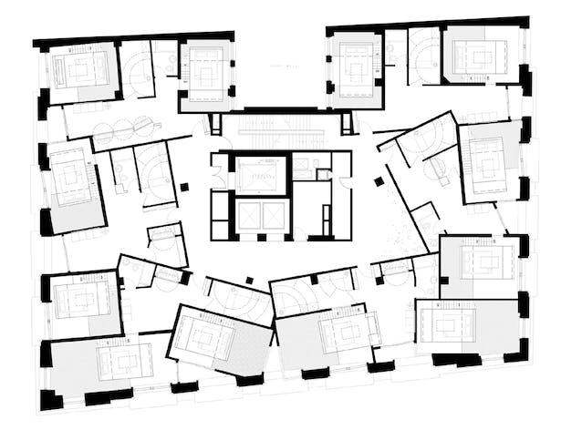 EIGHTH & TENTH FLOOR - condominium apts