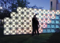 Selfie Wall   A Public Sphere for Private Data