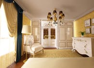 Draft classic interior design houses Bucharest