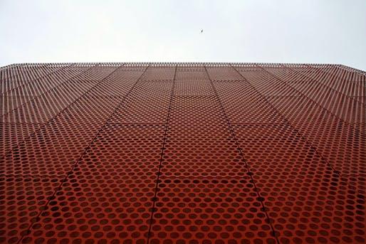 Facade of the Malmö Museum of Contemporary Art