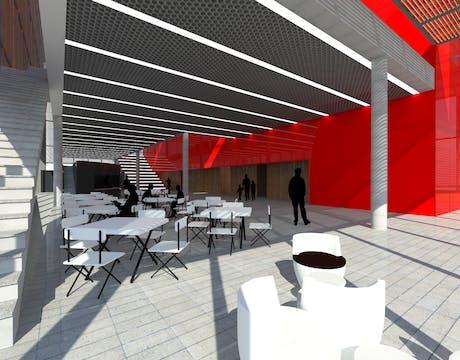 Antalya Muratpaşa Municipality Multipurpose Performing Arts Center