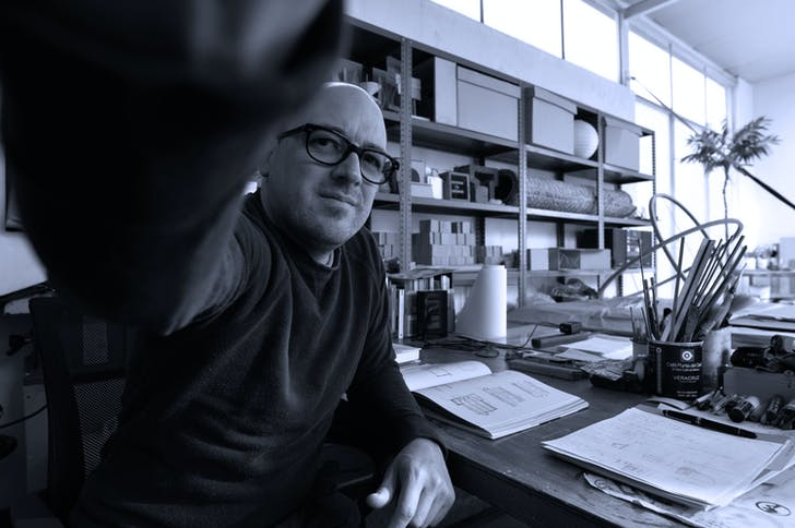 Santiago Borja, courtesy of the artist.