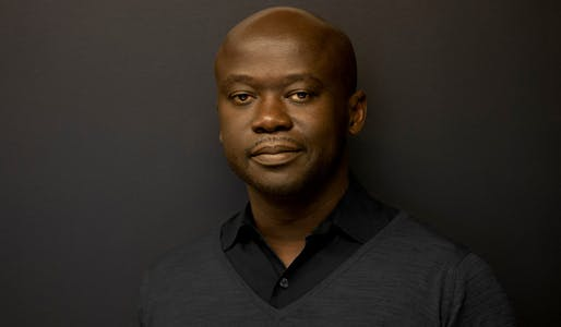 David Adjaye. Photo: Ed Reeve