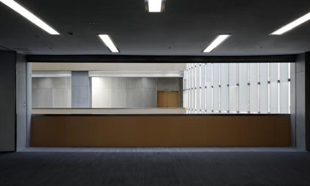 Public corridors