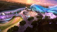Shanghai Disneyland - Tomorrowland