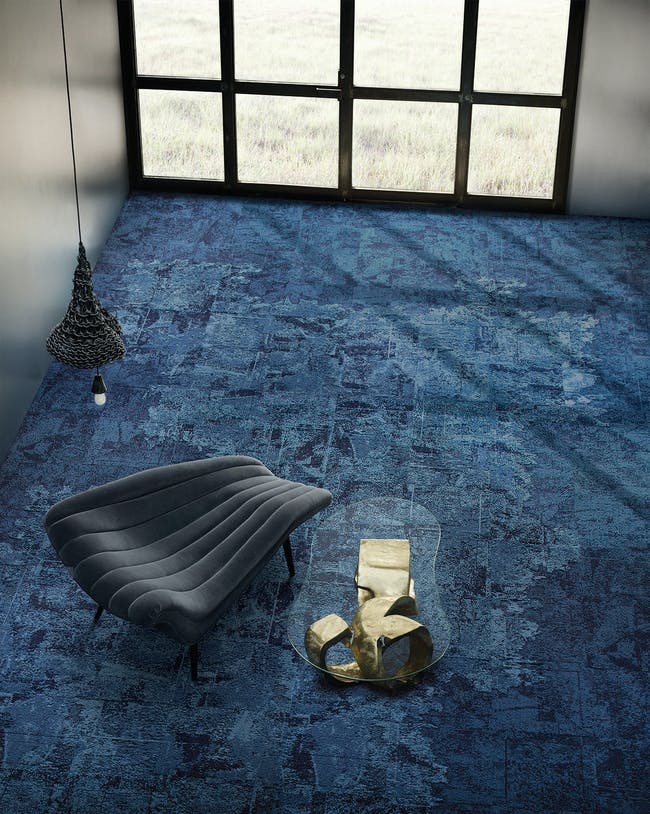 Best Interior Product: Interface: Net Effect carpet tile, by David Oakey