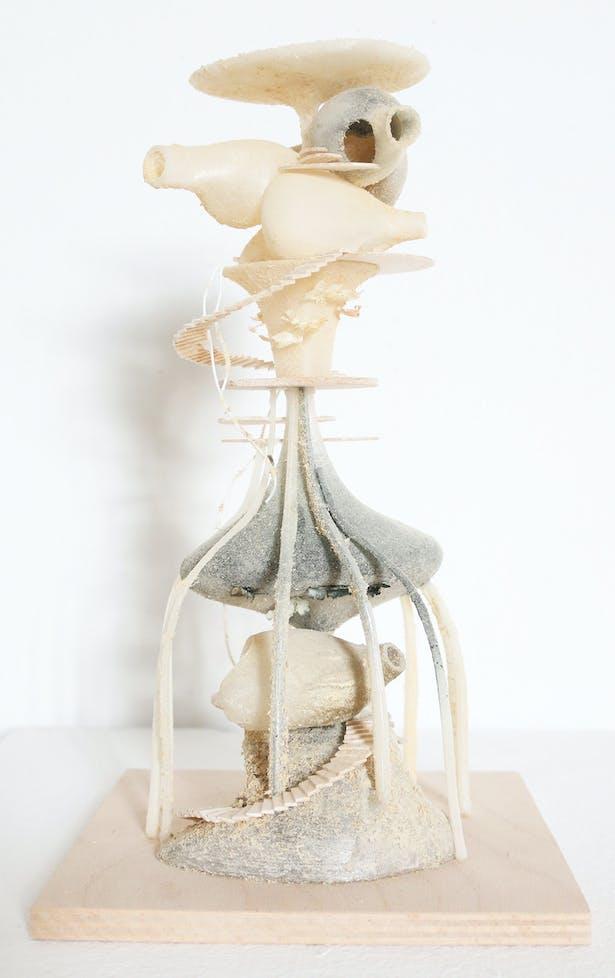 Vessel model