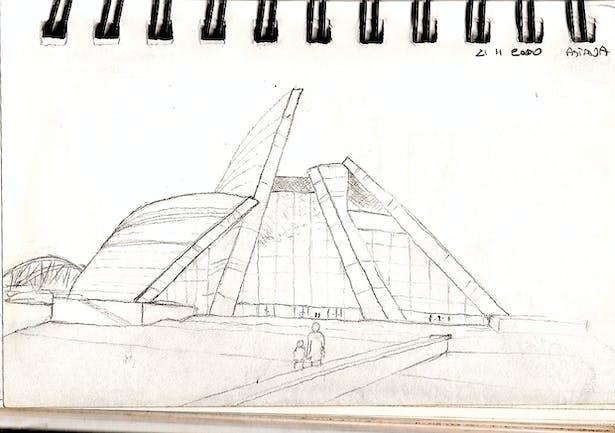 State Auditorium, Astana, Kazakhstan