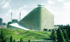 BIG Puts a Ski Slope on Copenhagen's New Waste-to-Energy Plant