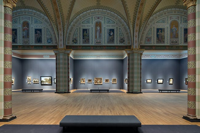 International Interior Design Award: Wilmotte & Associés SA, Rijksmuseum, Amsterdam, The Netherlands. Photo copyright: Iwan Baan.