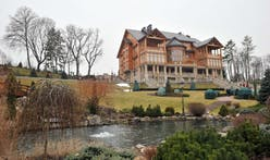A Peek Inside Yanukovych's Luxury Villa