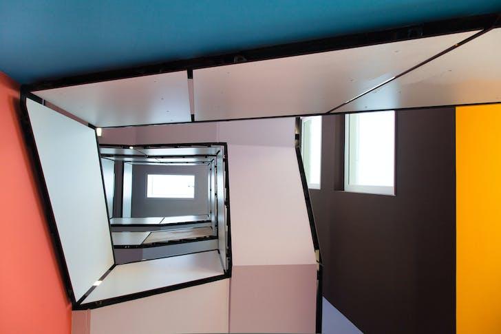 Student housing in Freiburg, Germany by Amann Burdenski Munkel © Yohan Zerdoun