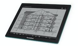 E Ink introduces display and new PocketBook tablet for use on the construction site