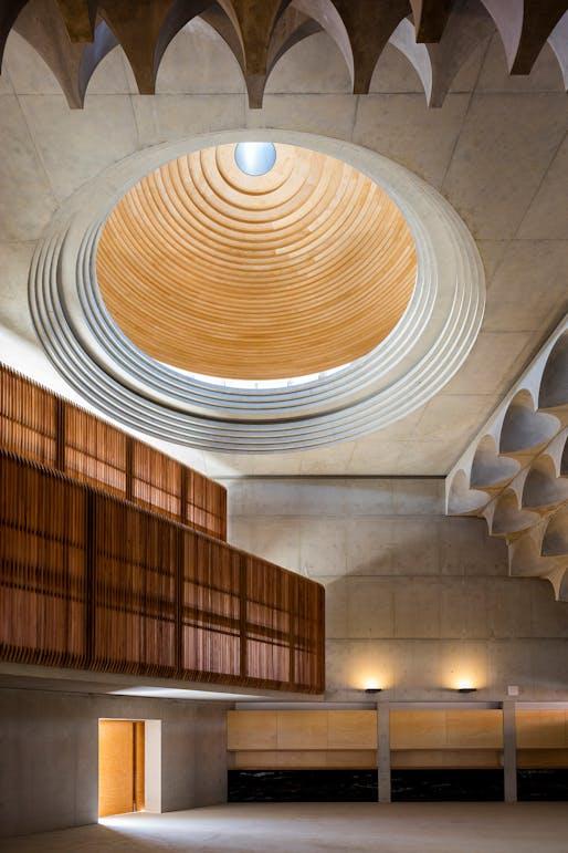 Sulman Medal for Public Architecture: Punchbowl Mosque. Photo: Brett Boardman.