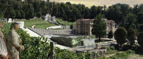 VILLA DELLA REGINA | international competition to design an annex for offices, public services and technical installation within the historic complex of villa della regina in Torino, Italy.
