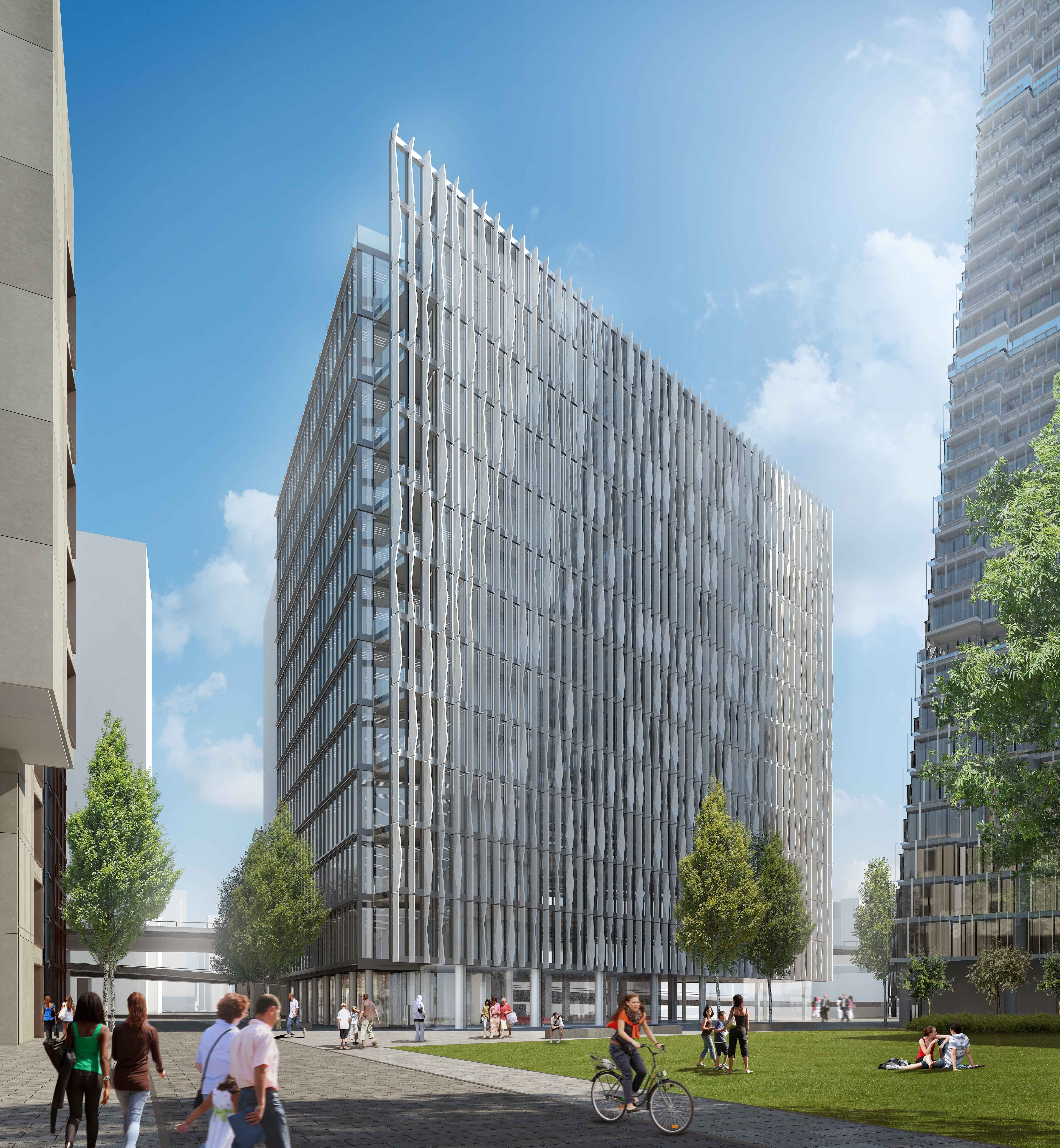 imperial college london appoints allies  morrison  shape  white city campus allies