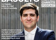 Podcast #63 - David Basulto, Founder, CEO and Editor-In-Chief of ArchDaily