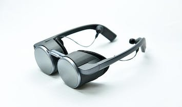 Panasonic unveils the world's first HDR1 ultra-HD VR eyeglasses