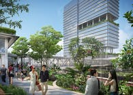 Aedas' Jurong East Integrated Transport Hub— A Landmark Community Hub of an Ambitious Transport Vision