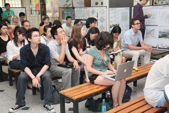 Tsinghua + MIT joint studio