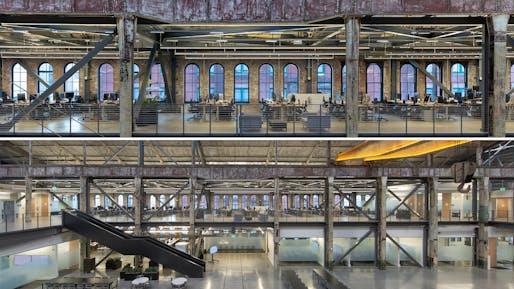 A Historic Shipyard Reincarnation by Marcy Wong Donn Logan Architects © Billy Hustace