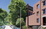 Thom Mayne's unconventional carriage house for historic Brooklyn neighborhood approved