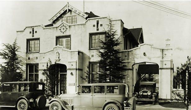 Fremont Crossing (historic image)