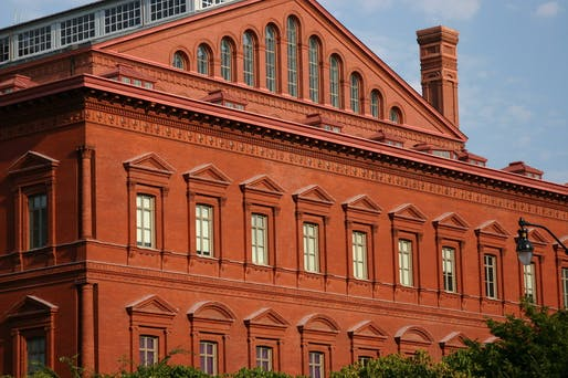 National Building Museum. Image © Barb Howe via Flickr (CC BY 2.0)