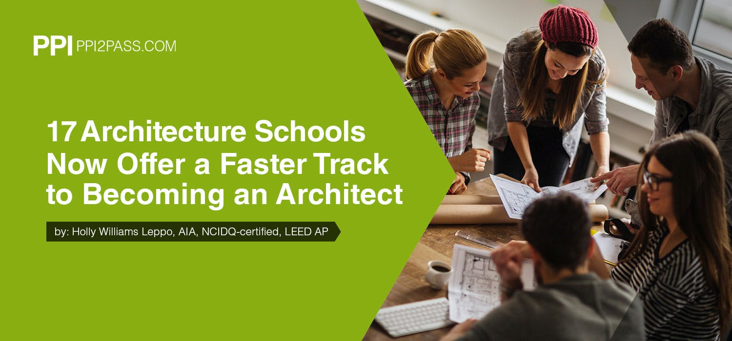 Becoming A Architect 17 architecture schools now offer a faster track to becoming an