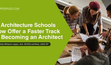 17 Architecture Schools now offer a faster track to becoming an architect