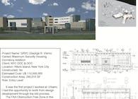 GRVC (George R. Vierno Center) Maximum Security Housing Dormitory Addition