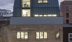 East London architects & artists collaborate on creative studios for Vyner Street
