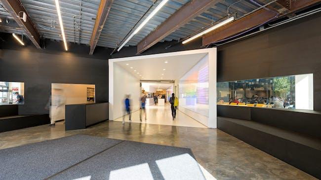 The Social Network by envelope Architecture + Design. Photo © Jasper Sanidad.