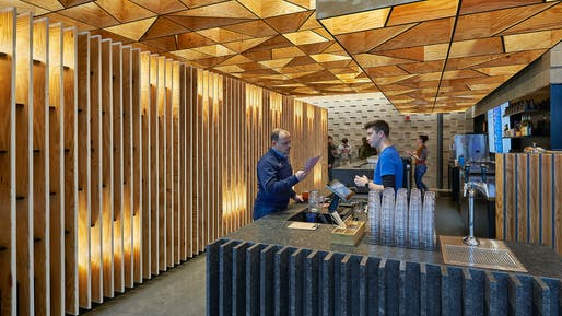 CO-OP Ramen by Marlon Blackwell Architects © Timothy Hursley