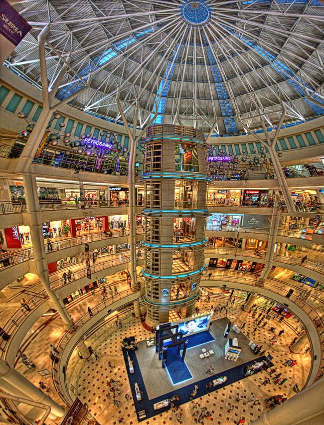 A day at the mall (photo by NeilsPhotography via flickr)