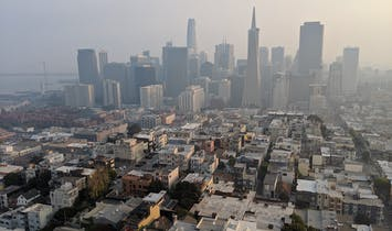 As California's wildfires become increasingly urban, concerns over airborne health risks grow 'worrisome'