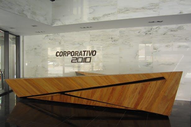 COUNTER - CORPORATIVO 2010