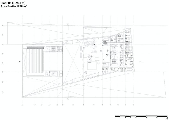 Floor plan - 5 (Image: Team BIG)